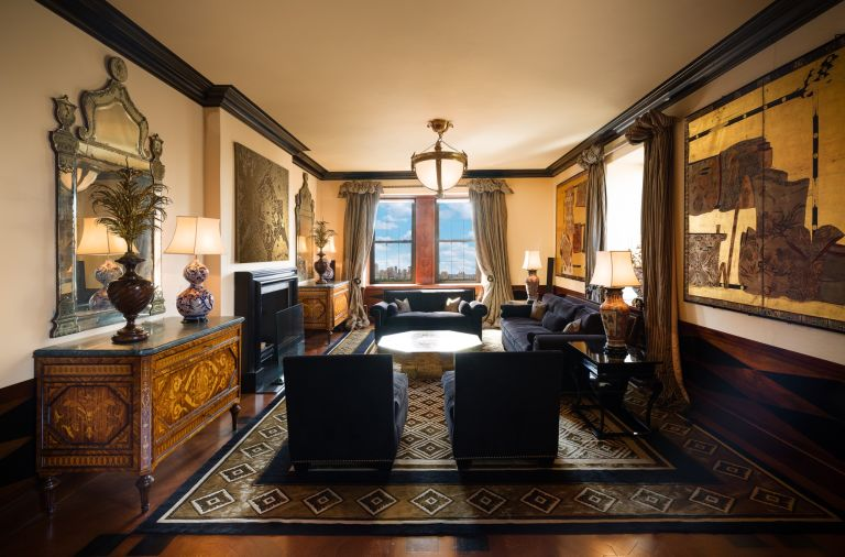 The Pierre Hotel David Linley apartment