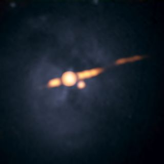 Second Supermassive Black Hole in Cygnus A?