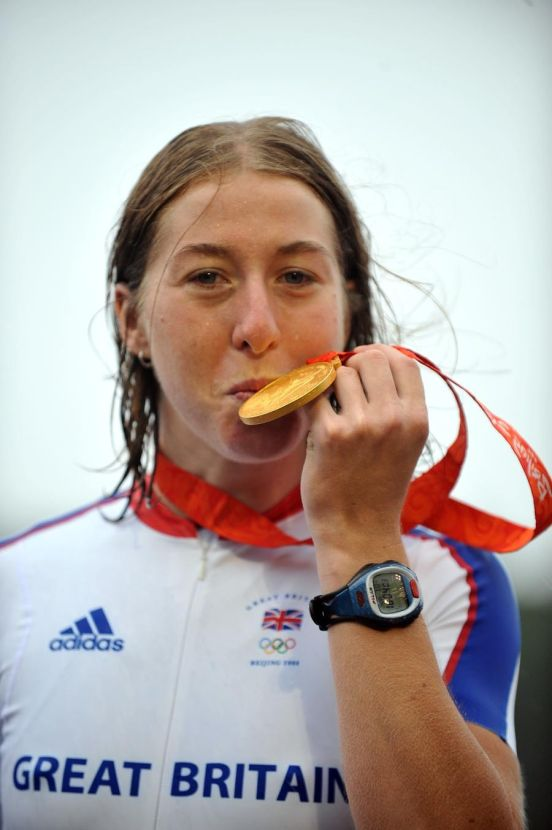 Nicole Cooke Olympic Games 2008 gold medal