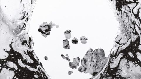 Cover art for Radiohead's A Moon Shaped Pool