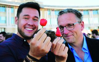 James Wong and Michael Mosley spice up your Friday night!