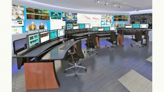 New AV Demo Center Features Winsted Consoles