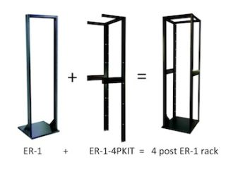VMP Debuts ER-1-4PKIT Rack Expansion Kit