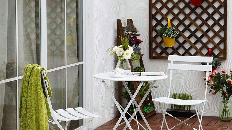 Grand patio Bistro Set 3 Pieces, Amazon Garden Furniture Set