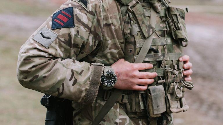 Best outdoor watches: British Army x G-Shock Mudmaster