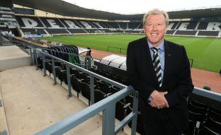 Soccer – Sky Bet Championship – Derby County Press Conference – Pride Park