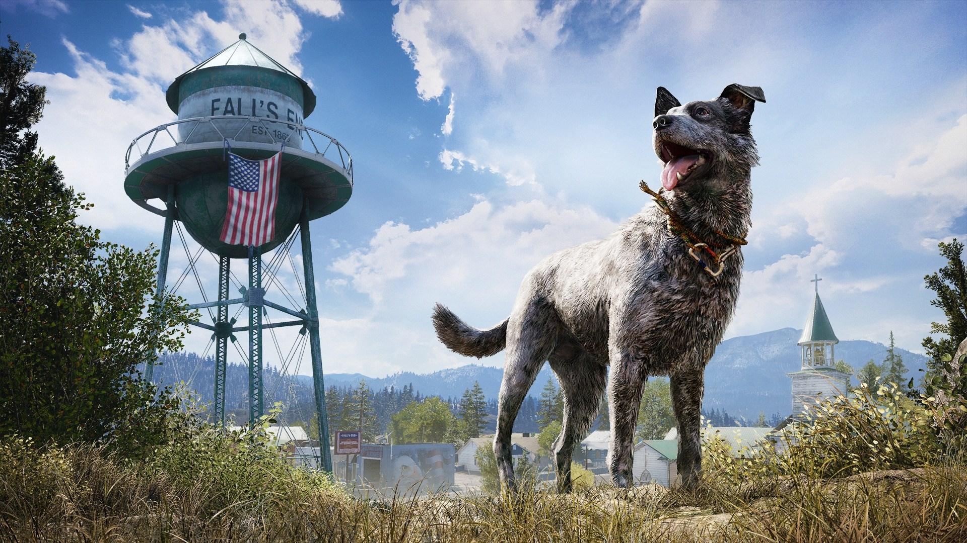 Драйвер Nvidia для Far Cry 5