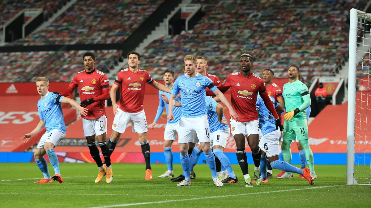 Man City vs Man United live stream: how to watch 2021 Premier League derby anywhere