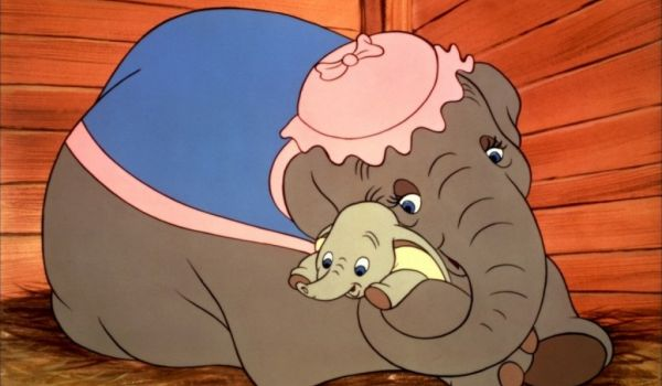 Dumbo and mother