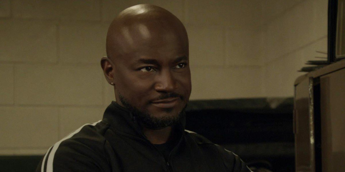 taye diggs in all american