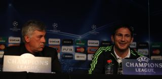 Soccer – UEFA Champions League – Quarter Final – Chelsea v Manchester United – Chelsea Press Conference – Stamford Bridge