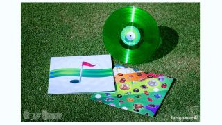 Golf Story Vinyl Soundtrack. Image Credit: Fangamer.