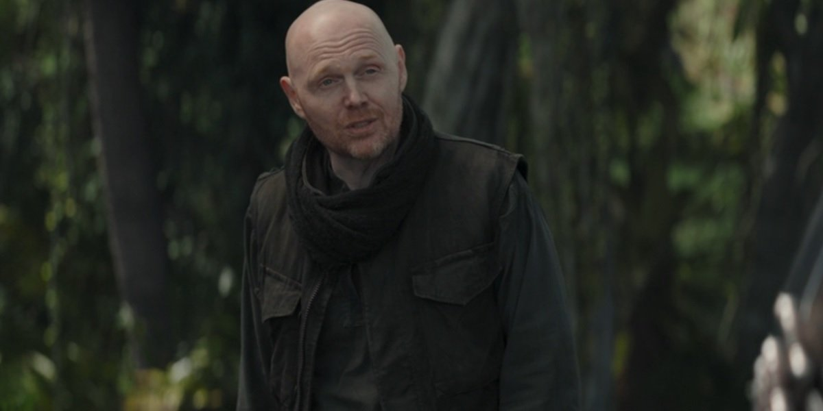 The Mandalorian's Bill Burr Has A Funny Take On People's Complaints Over His Star Wars Accent