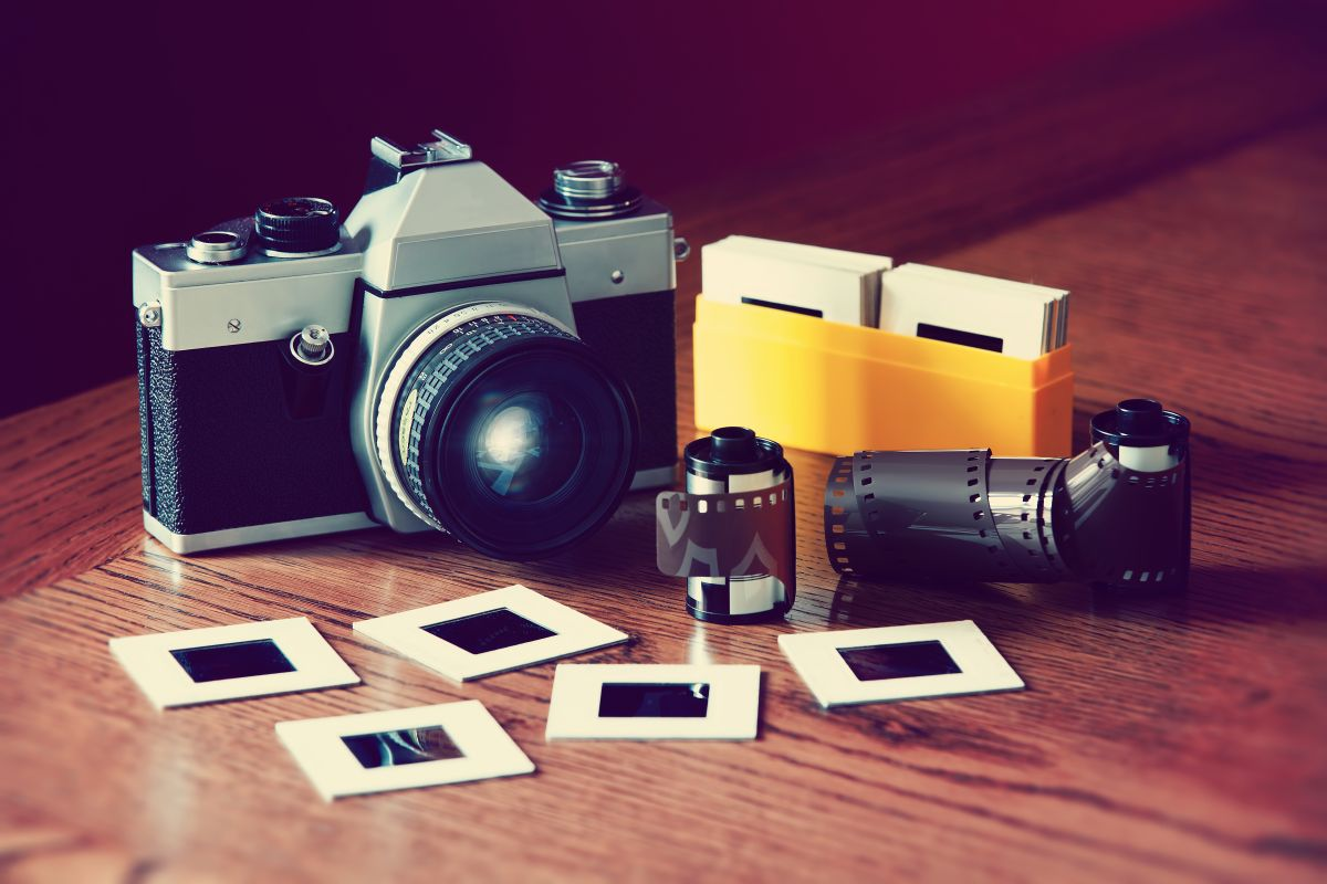 The Best Film Cameras In 2021 Digital Camera World