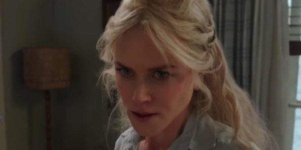 Nicole Kidman battling as Atlanna