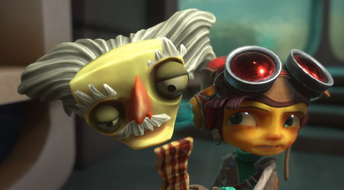 New Psychonauts 2 trailer reveals 2019 release date and plenty of new faces