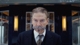 One Issue Kenneth Branagh Had With His Intense Murder On The Orient Express Mustache