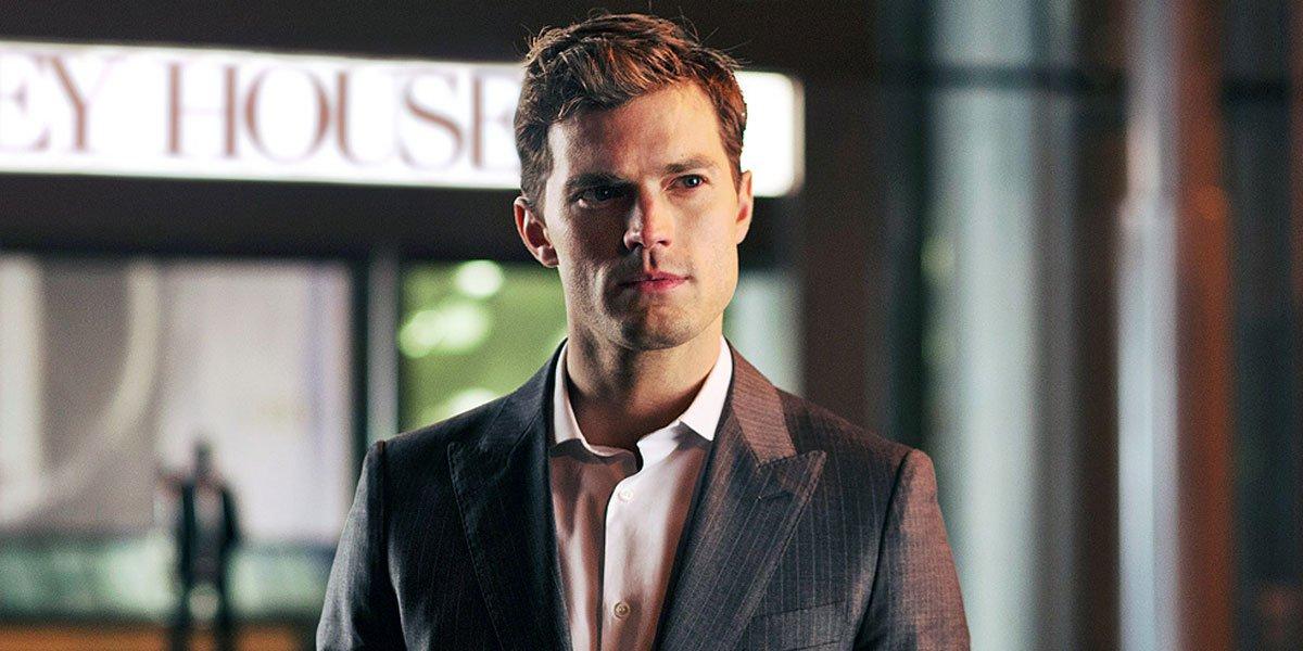 Christian Grey in Fifty Shades Darker