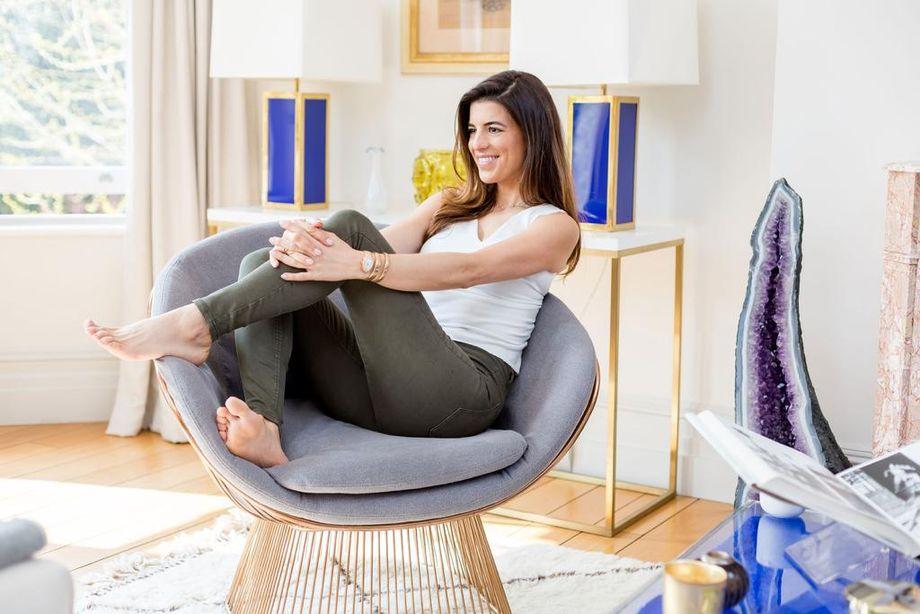 My wellness week: Eat, Burn, Sleep Founder, Yalda Alaoui