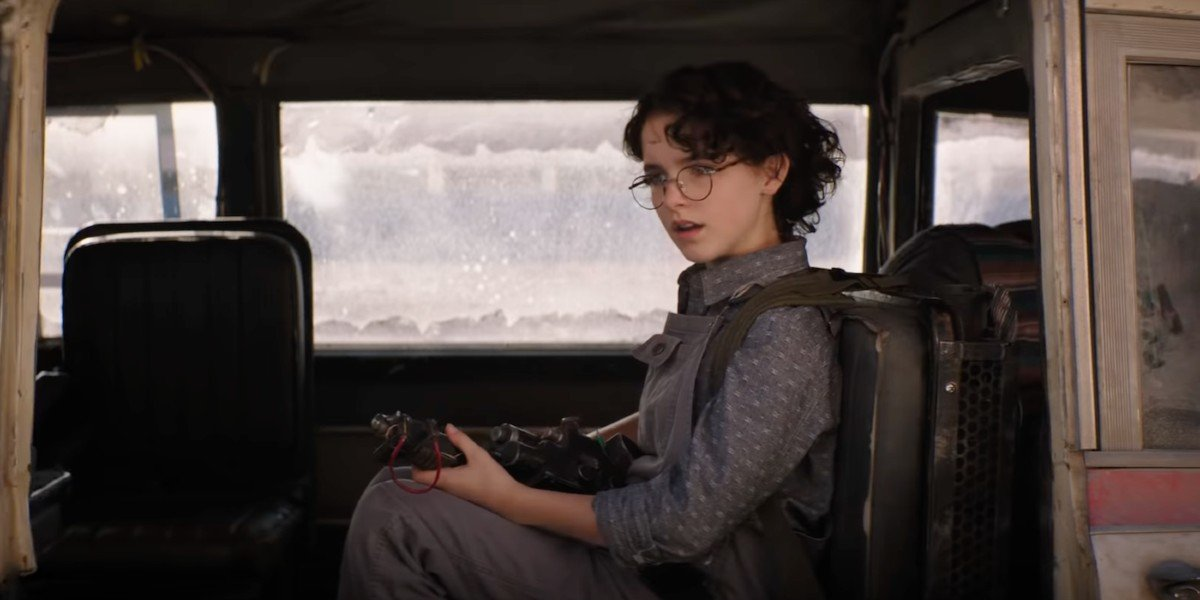 McKenna Grace in Ghostbusters: Afterlife