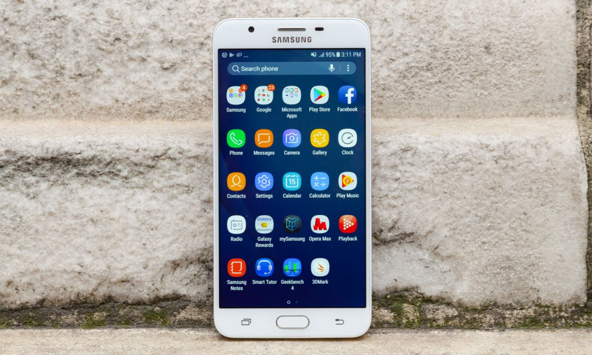 Samsung Galaxy J7 Prime - Full Review and Benchmarks | Tom's Guide