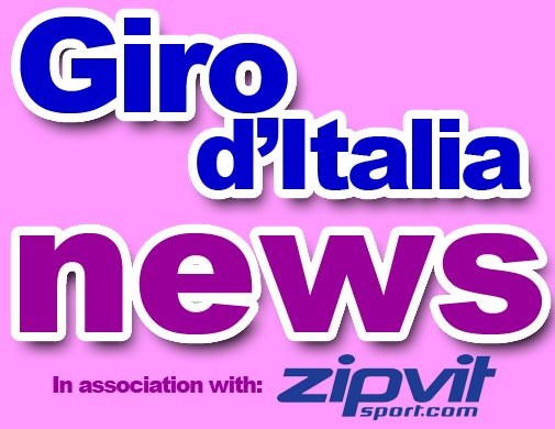 Giro d'Italia 2010 news logo