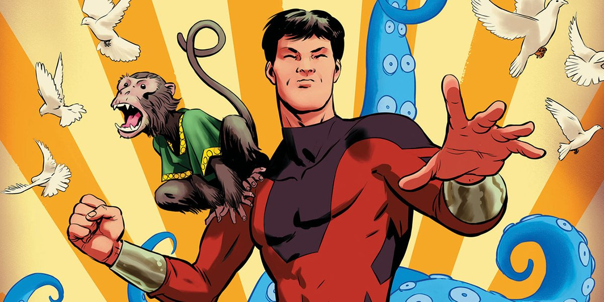Shang-Chi Director Explains Why He Joined The MCU