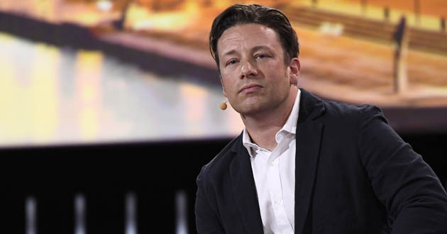 Jamie Oliver doesn't want Boris Johnson