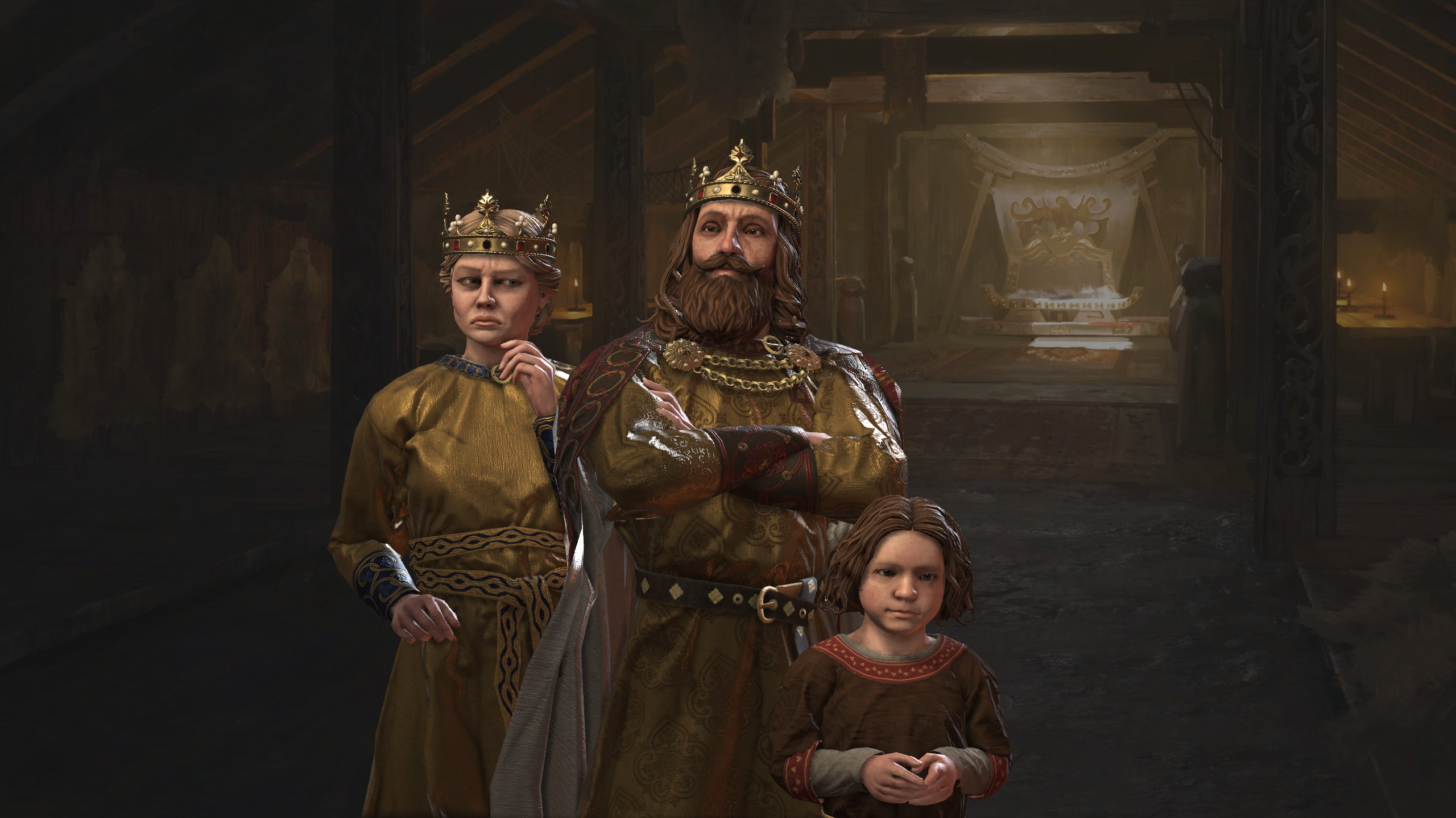 Crusader Kings 3 accidentally breaks same-sex concubine mods