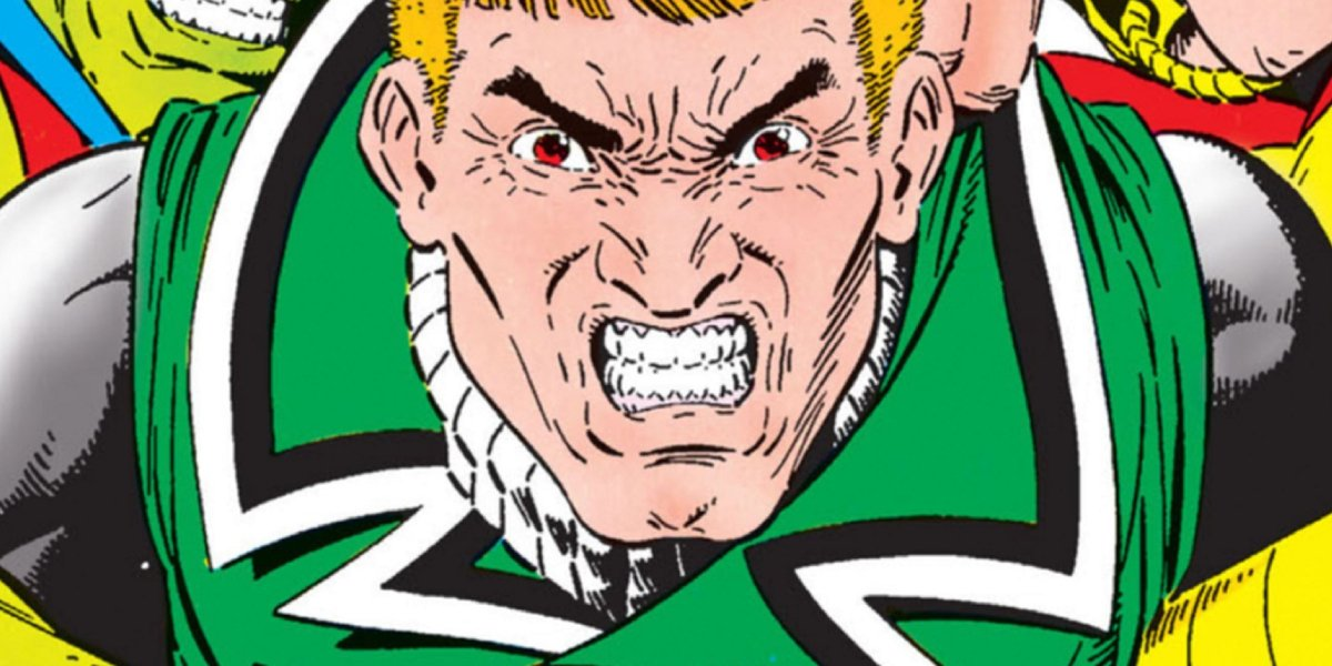 Angry Guy Gardner