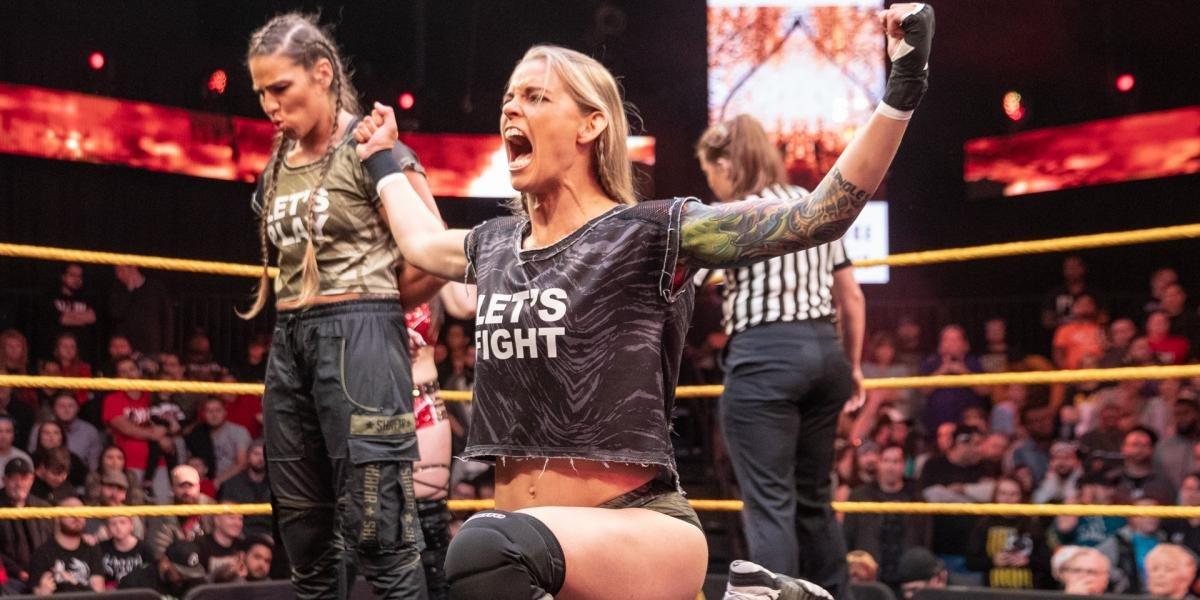 Jessamyn Duke on NXT