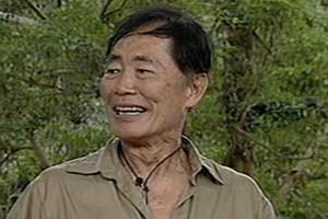 I'm A Celebrity: George finishes third!