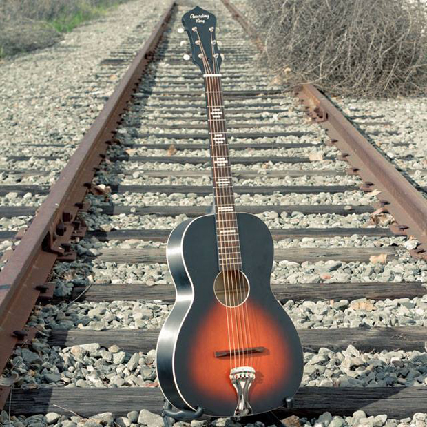 Guitars & Basses Nashville Electro Acoustic Cutaway Musical Instruments & Gear Small Body