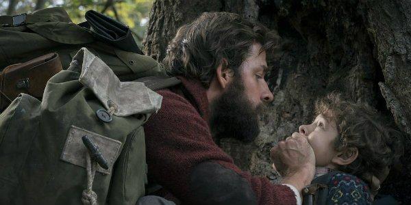 John Krasinski A Quiet Place Noah Jupe
