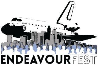 'Endeavour Fest' Logo