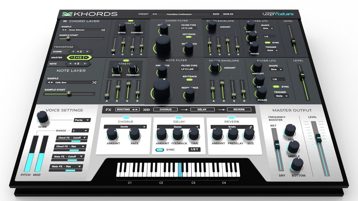 find inspiration in harmony with loopmasters khords musicradar. Black Bedroom Furniture Sets. Home Design Ideas