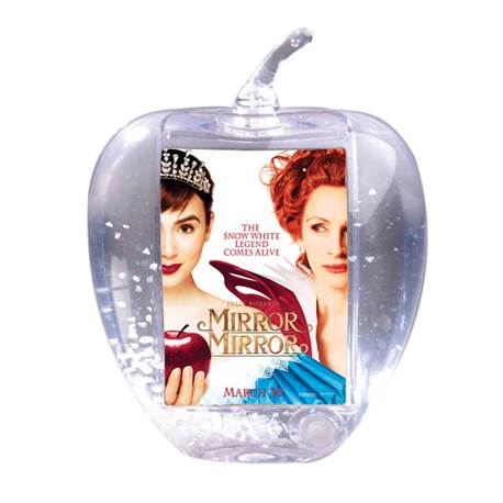 Giveaway: Win A Tote Bag, Snow Globe And More In Our Mirror Mirror Prize Pack #5700