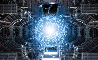 fusion stock image