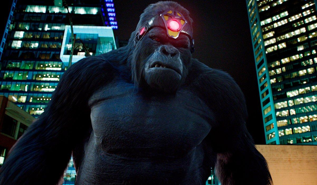 Gorilla Grodd in The Flash television series