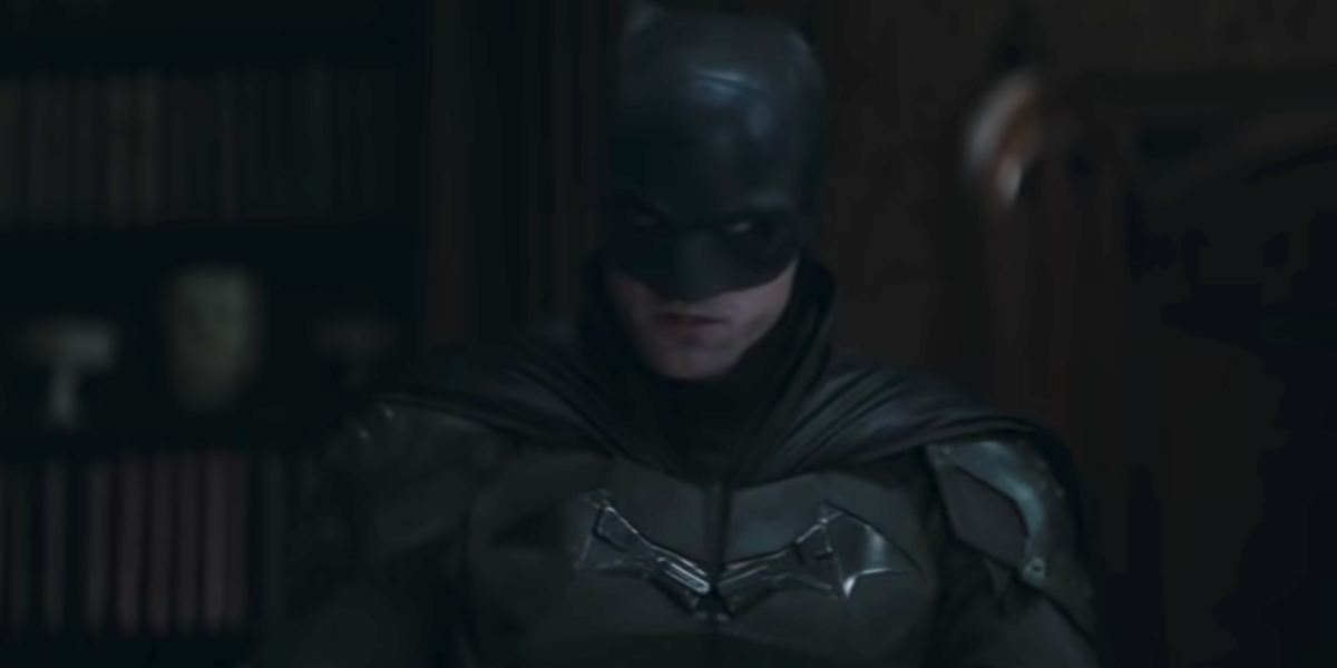 Why The Batman Ended Up Using That Nirvana Song In Its First Trailer Cinemablend