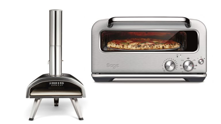 Ooni Fyra 12 vs Sage the Smart Oven Pizzaiolo