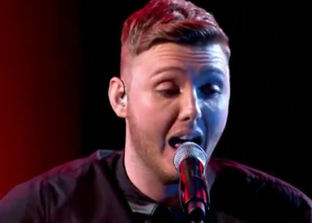 X Factor: James Arthur stands out on club night