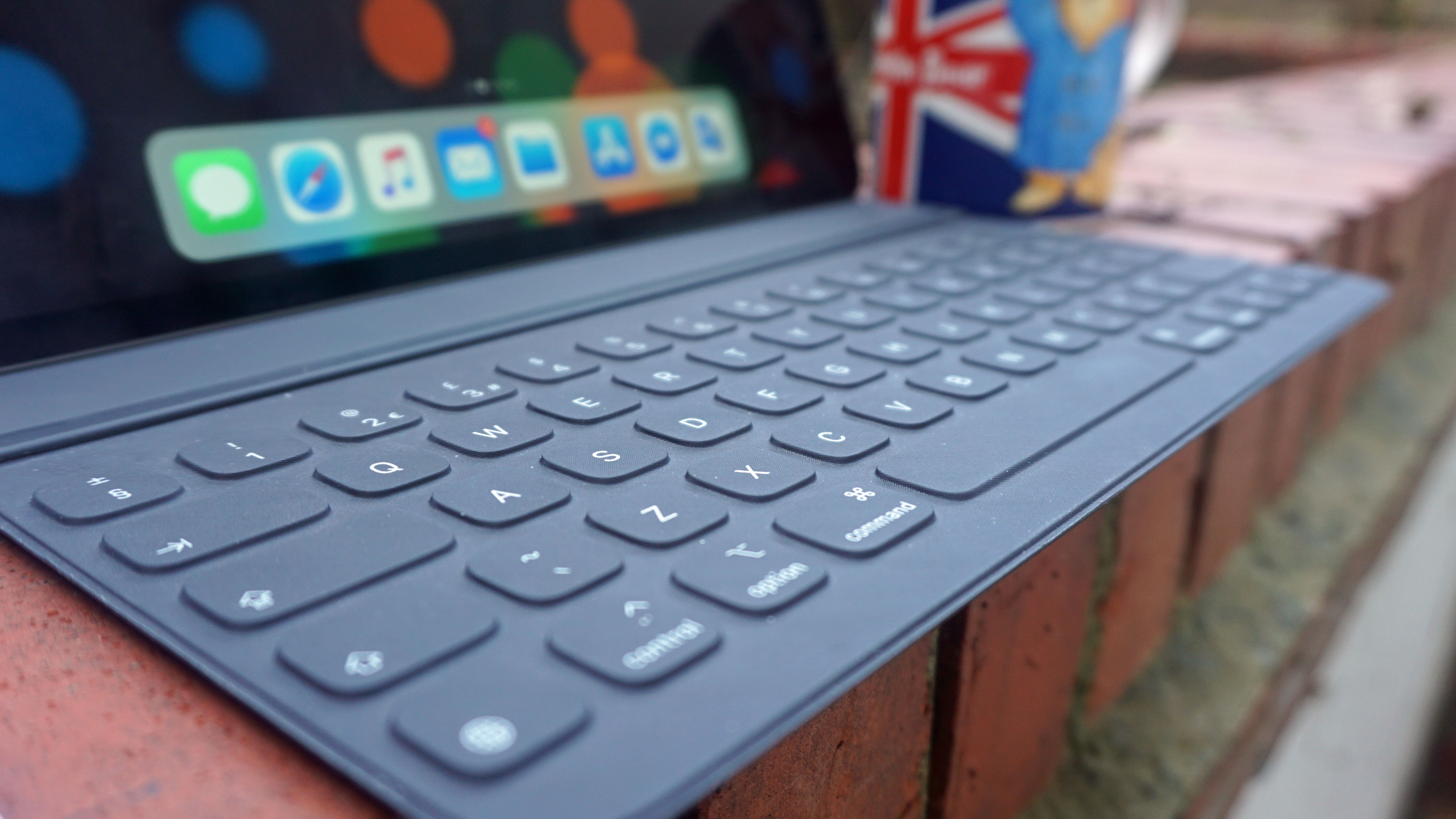 You'll get (key)bored of typing on your screen. Image credit: TechRadar