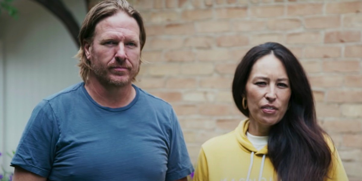 Chip and Joanna Gaines Fixer Upper Welcome Home Magnolia Network