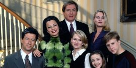 What The Nanny Cast Is Doing Now, Including Fran Drescher