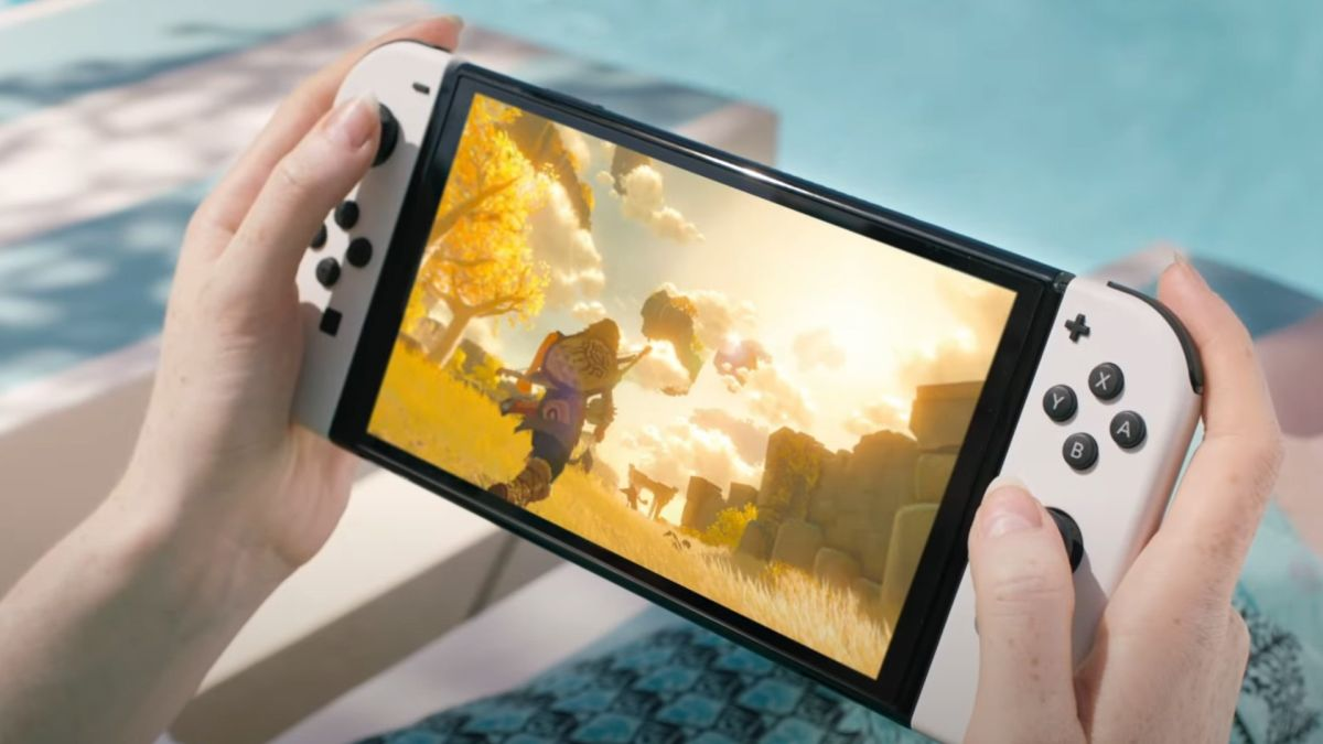 Nintendo Switch finally gets Bluetooth audio