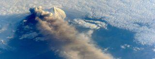 volcanoes, eruptions, technology