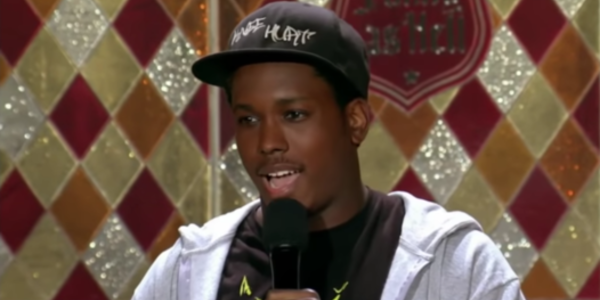 kevin barnett stand up comedian