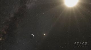 Exoplanet, Alpha Centauri,