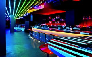 Boston's New Tunnel Nightclub Features QSC Amplifiers and Loudspeakers